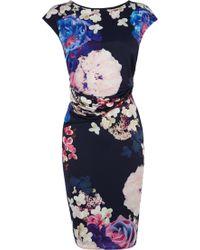 Coast Surella Dress Petite - Lyst