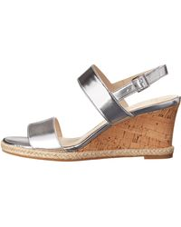 Cole Haan Silver Lane Wedge - Lyst