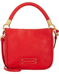 Marc By Marc Jacobs Too Hot To Handle Hoctor Small Crossbody - Lyst