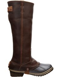 Sorel Slimpack Riding - Lyst