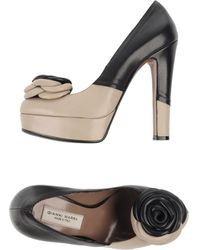 Gianni Marra Beige Pump - Lyst