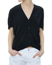 Helmut Lang Axio Shirt black - Lyst