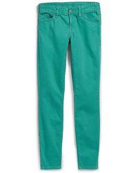 Tommy Hilfiger Modern Fit Skinny Jean  Color Wash - Lyst