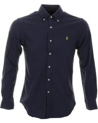 Ralph Lauren Slim Fit Surfwash Oxford Shirt - Lyst