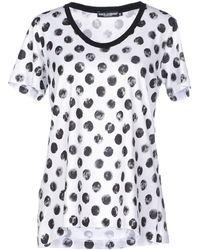 Dolce & Gabbana T-Shirt - Lyst