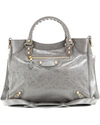 Balenciaga Giant 12 Velo Leather Tote - Lyst