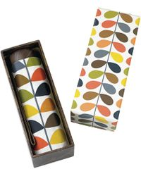 Orla Kiely - Daisy Stem Print Umbrella Giftbox - Lyst