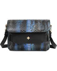 Proenza Schouler Ps11 Mini Classic Python Bag - Lyst