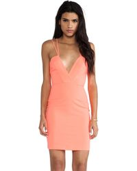 AQ/AQ Yarra Mini Dress - Lyst