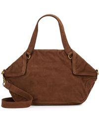 Liebeskind Naoka Leather Shoulder Bag - Lyst