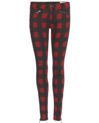 Rag & Bone Rbw23 Checked Trousers - Lyst