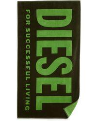 Diesel Helleri Cotton Beach Towel - Lyst