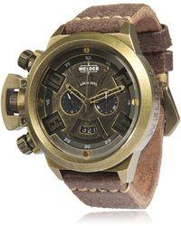 Welder - K-24 Vintage Chronograph Watch - Lyst