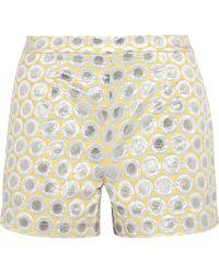 Raoul - Jacquard Shorts - Lyst