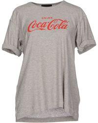 D&G T-Shirt - Lyst