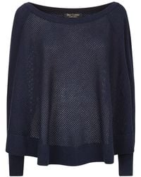 Juicy Couture Raglan Cashmere Poncho - Lyst