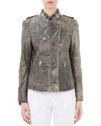 Etoile Isabel Marant Bacuri Moto Jacket - Lyst