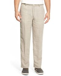 Tommy Bahama | 'new Linen On The Beach' Easy Fit Pants | Lyst