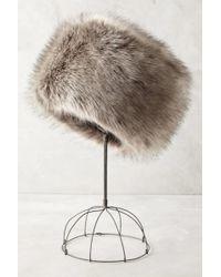 Helen Moore | Zosia Faux-fur Hat | Lyst