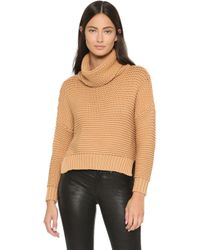C/meo Collective - Limelight Jumper - Tan - Lyst