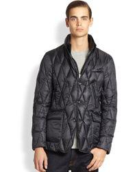Allegri Quilted Puffer Jacket - Lyst