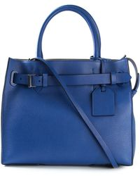 Reed Krakoff RK40 Calf-Leather Tote - Lyst