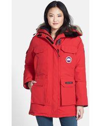 canada goose jacket expedition parka