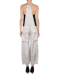 Thomas Wylde - Trouser Dungaree - Lyst