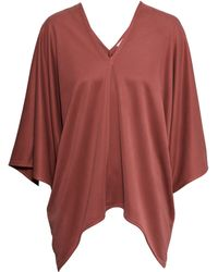 H&M Top With Dolman Sleeves - Lyst