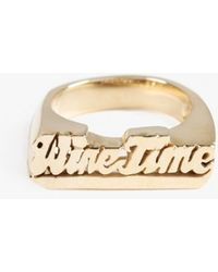 Snash Jewelry | Winetime Ring | Lyst