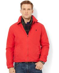 Ralph Lauren Polo Landon Windbreaker - Lyst