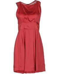 Eleven Paris Short Dress - Lyst