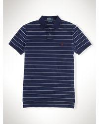 Polo Ralph Lauren Custom Striped Stretch Mesh - Lyst