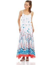 Catherine Malandrino Frida Maxi Dress - Lyst