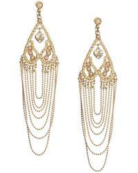 Shop Women\'s Lipsy Earrings from $6   Lyst