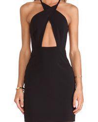 AQ/AQ Kelly Mini Dress - Lyst