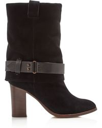 Splendid | Delora Mid Shaft High Heel Boots | Lyst