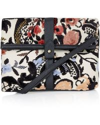 Topshop Tapestry Crossbody Bag - Lyst