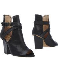 House Of Harlow Ankle Boots - Lyst