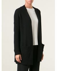 Forte Forte Open Front Cardigan - Lyst