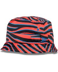 House of Holland - Zebra Bucket Hat - Lyst