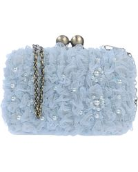 Darling Blue Handbag - Lyst