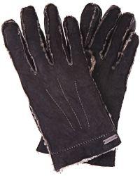 BOSS Orange - Lambskin Gloves 'gordano' - Lyst
