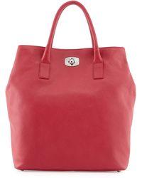 Furla - New Appaloosa Large Tote Bag Fuchsia - Lyst