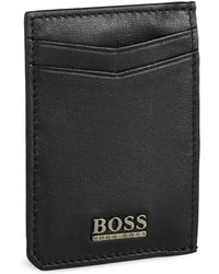 Hugo Boss Alag Card Case - Lyst