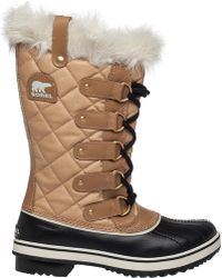 Sorel | Tofino Quilted Snow Boots | Lyst