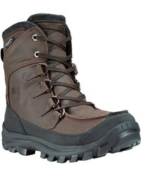 Timberland Brown Earthkeepers Chillberg - Lyst