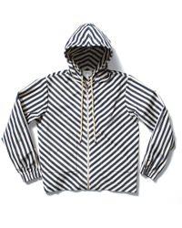 Kule - Iris Nylon Stripe Jacket - Lyst