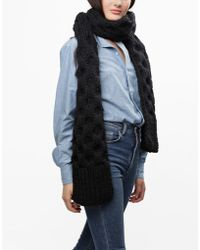 Wool And The Gang Love Buzz Scarf - Lyst