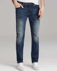 Diesel Jeans Waykee Straight Fit in Denim - Lyst